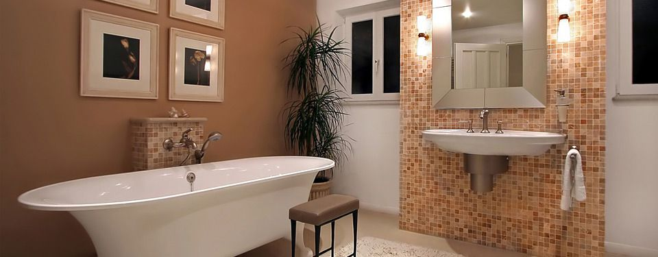 Luxury bathroom instalation
